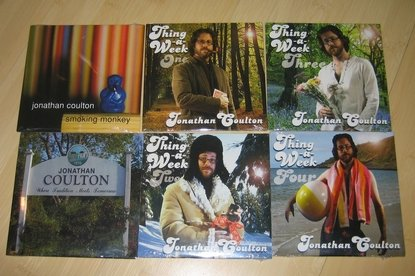 Jonathan Coulton Box Set