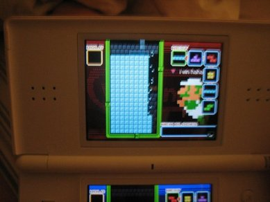Tetris DS Cheater